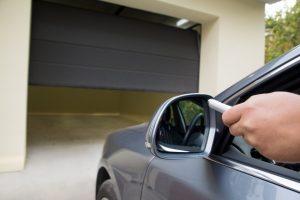 Garage Door Openers and Garage Security