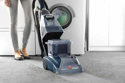 Hoover SteamVac SpinScrub Carpet Cleaner Review Of 2019