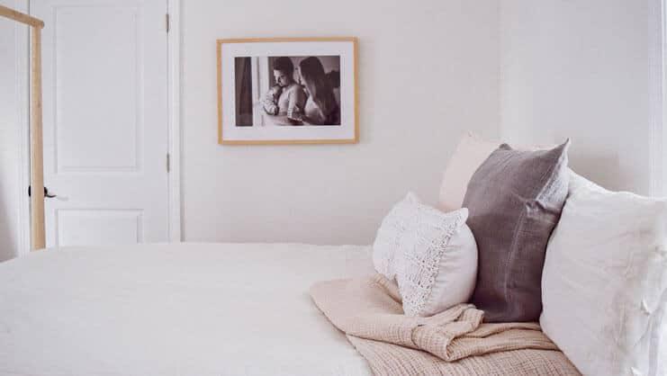 Piling Pillows