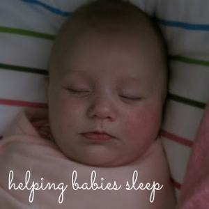 Helping babies sleep