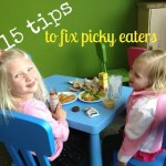 How to Fix Picky Eaters