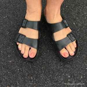 Best Summer Sandals – Birkenstock Arizona EVA