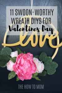 Wreath Ideas for Valentines Day – Beautiful DIYs to make you Swoon!