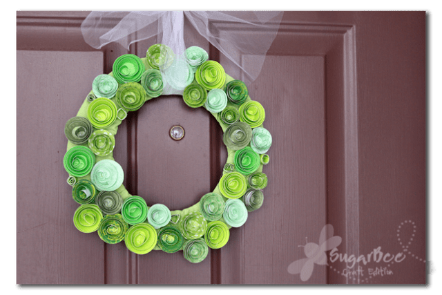 St. Patty Wreath
