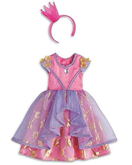 WellieWishers Daisy Princess Costume