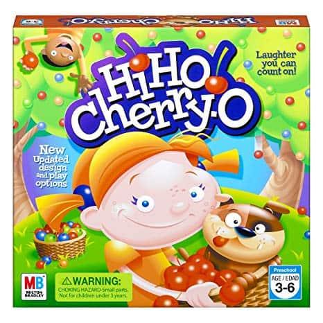 Hi Ho! Cherry-O Board Game