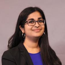 Maya Gandhi | Editor-in-Chief