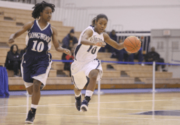 Guard Taylor Brown, who started 12 games this year, will not return for her sophomore year.