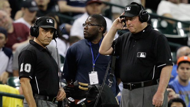 Image result for baseball instant replay