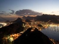 FLICKR.COM  Rio de Janeiro by night.