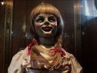 "THEWRAP.COM The backstory of Annabelle, a porcelain doll who made her first appearance in ""The Conjuring,"" is revealed in this horror film prequel."