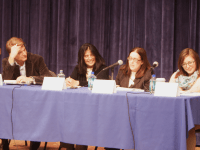 TINA NIU FOR THE HOYA D.C. Schools Project celebrated its 30th anniversary with a panel discussion Thursday.