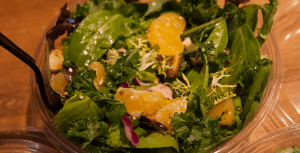 MICHELLE XU/THE HOYA The much-anticipated salad restaurant, Hilltoss, is gearing up for its grand opening. Preview tastings suggest that The Corp is turning out fresh salads that satisfy in a convenient location.