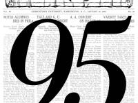 The 95th Anniversary Issue