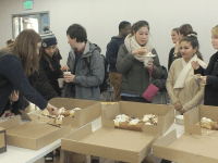 COURTESY AYODELE ARULEBA The first-ever Multicultural Week, hosted by GUSA's Multicultural Council in coordination with student organizations, celebrated diversity around campus from Jan. 27 to Feb. 1.