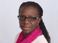 COURTESY EDILMA YEARWOOD Edilma Yearwood will serve as the president of the International Society of Psychiatric-Mental Health Nurses after training for a year as the president-elect and will help the ISPN advance its mission to better understand mental health.