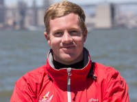 COURTESY SCUTTLEBUTT SAILING NEWS Junior Nevin Snow finally earned the College Sailor of the Year Award in his third consecutive All-American season.