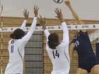 Volleyball | Hoyas Hope to Build on Dramatic 5-Set Win