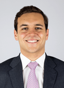 COURTESY JOSé MIGUEL LUNA José Miguel Luna was selected as one of 111 Schwarzman Scholars from 35 countries to pursue a master's degree at Tsinghua University in Beijing, China.