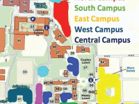 COURTESY GEORGETOWN UNIVERSITY STUDENT ASSOCIATION The Georgetown University Student Association senate passed a new campus redistricting proposal Sunday, adding the East and West Campus districts.