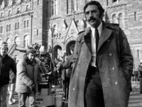 "WARNER BROS William Peter Blatty (CAS '50) was most well-known for writing ""The Exorcist,"" which was set largely in the Georgetown neighborhood."