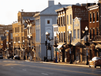 Crumbling Character: A Gentrified Georgetown