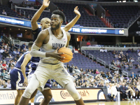 SUBUL MALIK FOR THE HOYA  Junior center Jessie Govan was named to the Big East Weekly Honor Roll for the second straight week, after scoring 23 points against Maryland-Eastern Shore.