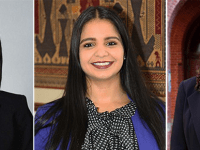GEORGETOWN UNIVERSITY Three Hoyas received the prestigious Rangel Fellowship this year.