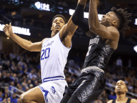 MEN'S BASKETBALL | Hoyas Drop to 8th in Conference After Loss to Pirates