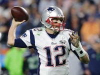 NFL Tom Brady will play in his eighth Super Bowl on February 3rd. He is 5-2 in his previous seven Super Bowl appearances. Brady threw for 4,577 yards, 32 touchdowns and eight interceptions.