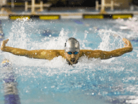 SWIMMING & DIVING | Hoyas Break 13 Program Records to Earn 6 Gold Medals