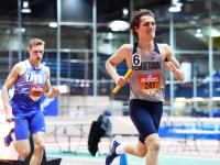 GUHOYAS Sophomore distance runner Kenny Rowe
