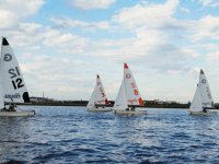 SAILING | Squad Impresses Again Early in Season