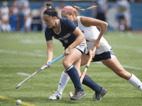 The Hoyas have allowed two goals in their first four matches, the fewest in the Big East Conference.