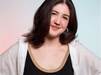 JENNIFER SIMONS Jennifer Simons (COL '18, pictured) and Christine Yang (SFS '18) beta launched their women's clothing startup, Dressmate, at Georgetown this year.