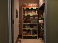 Georgetown University Student Association opened an on-campus food pantry called Hoya Hub located on the fourth floor of the Leavey Center.