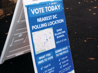 DC Council Introduces Bill for Paid Election Day Leave