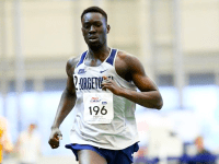 GUHOYAS| Sophomore Middle-Distance runner finished 1st in the 1000m with a time of 2:24.48.