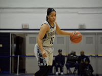 WOMEN'S BASKETBALL | GU Splits Matchups Against Fordham and VCU