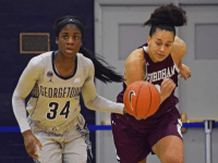 WOMEN'S BASKETBALL | Hoyas Open Conference Schedule