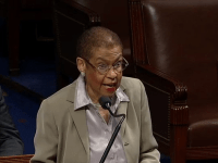 @ELEANORNORTON/TWITTER | Del. Eleanor Holmes Norton (D-D.C.) introduced  a bill requiring federal workplaces to set aside non-bathroom space for breastfeeding. The bill passed the U.S. House of Representatives on Feb. 6.