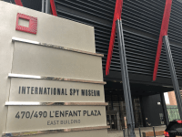 Spy Museum Set to Reopen at New Location