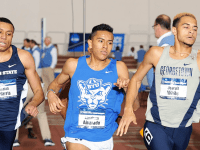 GUHOYAS| Fifth year Joe White races ahead of the pack at the JDL Fast Track Invitational.