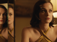 "FOX SEARCHLIGHT PICTURES | Keira Knightley, a British actress with successful work in both British and American industries, plays Rachel Morgan in ""The Aftermath."" After World War II, Rachel and her husband Lewis relocate to Hamburg and grapple with tensions with the German former house owner."