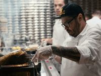 "BOARDWALK PICTURES | Chef Sean Brock makes up only one of the diverse voices featured in the latest season of the Netflix food documentary ""Chef's Table."""