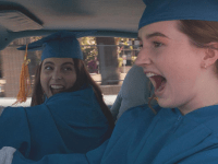 ANNAPURNA PICTURES | Kaitlyn Denver and Beanie Feldstein make new memories and cause hilarious trouble during their final wild night of high school.