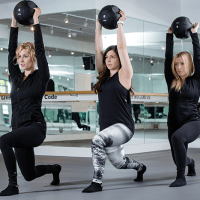 Workout: TBC at The Barre Code