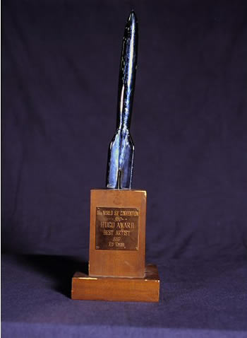1960 Hugo Award Trophy