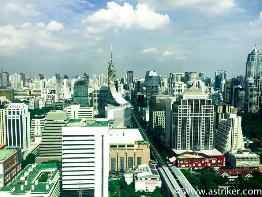 Bouncing Around the World, Bangkok Check-In
