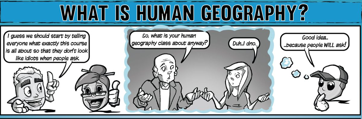 what is human geography - DriverLayer Search Engine